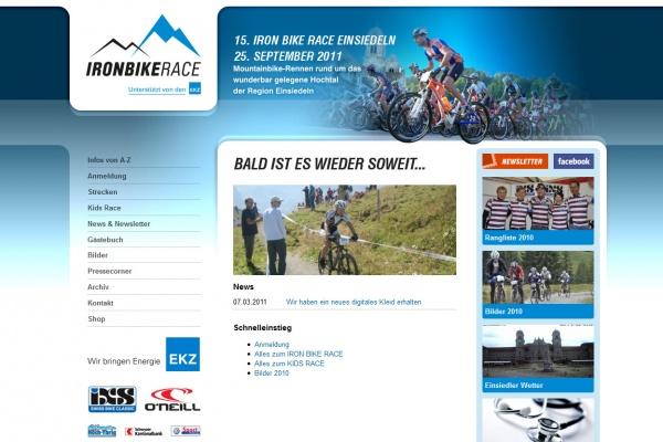 Iron Bike Race
