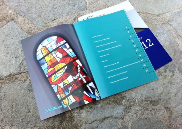 Jahresbericht der ev.-ref. Kirchgemeinde Höfe